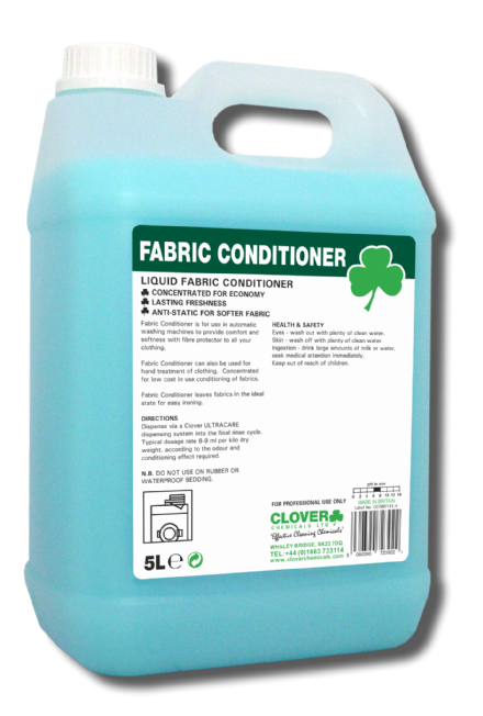 Clover Fabric Conditioner 5L